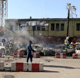Al menos 19 muertos tras atentado en una ciudad del este de Afganistán