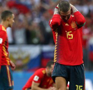 [FOTOS] Así reaccionó la prensa española tras la eliminación del Mundial frente a Rusia