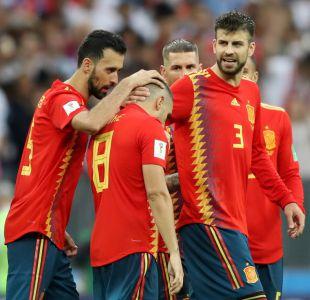 El primer caído: Figura de España anunció su retiro de la Selección
