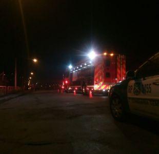 Vehículo con pasajeros cae a Río Cautín en región de La Araucanía