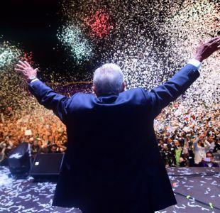 Latinoamérica saluda a López Obrador por su triunfo como nuevo presidente de México