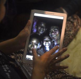 [VIDEO] Tailandia: ¿Por qué los niños rescatados no pueden abrazar a sus padres?