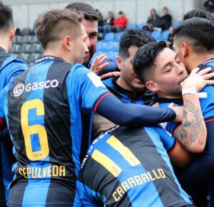 Huachipato iguala con Copiapó y es el último clasificado a cuartos de final en Copa Chile