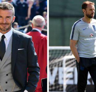 ¿El nuevo Beckham? Técnico de la Selección Inglesa impone una nueva moda en Inglaterra