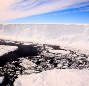 Científicos calculan la temperatura más baja jamás registrada en la Antártica