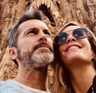Cristián Sánchez y Diana Bolocco