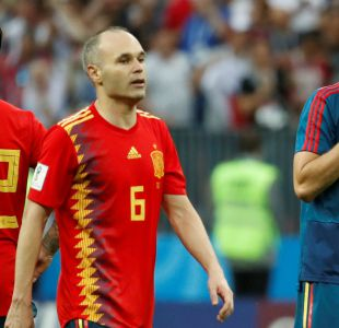 """Iniesta se despide de la Selección Española en una carta tras una """"decisión nada fácil"""""""