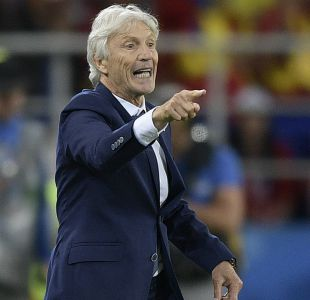 José Néstor Pekerman deja la banca de la Selección de Colombia