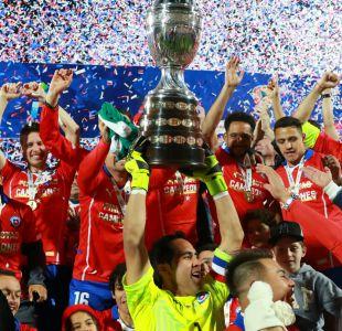 [VIDEO] A tres años de la hazaña: El día que Chile levantó su primera Copa América