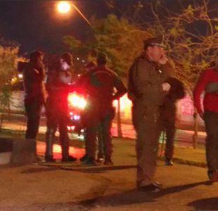 [VIDEO] Carabinero da muerte a delincuente tras frustrar asalto en Pudahuel