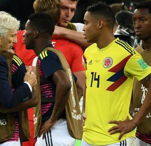 Seleccionados colombianos reciben amenazas de muerte por la eliminación del Mundial