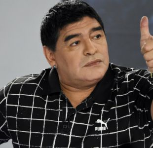 [FOTO] Maradona comparte imagen con Maduro y envía saludo por Independencia de Venezuela