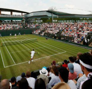 [FOTOS] Si los Power Rangers alientan en Rusia 2018, los Teletubbies lo hacen en Wimbledon