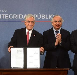 [VIDEO] Piñera envía proyecto que regula contratación de parientes en sector público