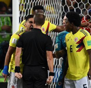 La dura crítica de un defensor inglés: Colombia es el equipo más sucio que he enfrentado