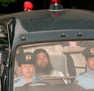 Ejecutan en Japón el ex gurú de la secta Aum, condenado por ataque con gas sarín