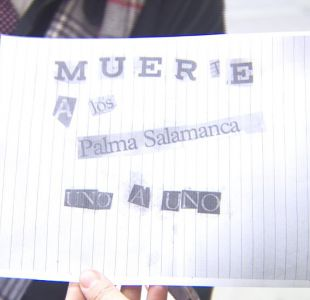 [VIDEO] Familia de Ricardo Palma Salamanca denunció amenazas de muerte