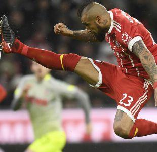 ¿Se queda? La misteriosa publicación del Bayern Munich con Arturo Vidal