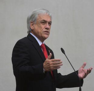 Presidente Piñera tras cita con remolacheros de Linares: no van a estar solos
