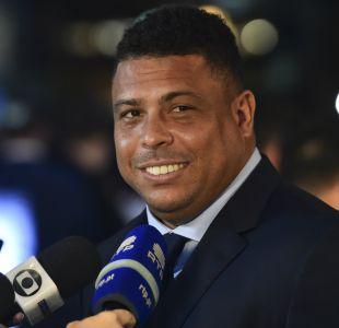 Ronaldo Nazario comprará al Real Valladolid en 30 millones de euros
