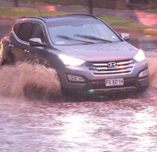 [VIDEO] ¿Por qué Santiago centro no se inunda?