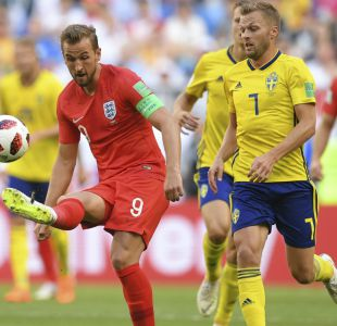 [Minuto a Minuto] Inglaterra venció a Suecia en cuartos de final de Rusia 2018