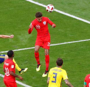 [VIDEO] El gol con el que Dele Alli aumentó la ventaja para Inglaterra sobre Suecia