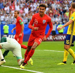 [VIDEO] Inglaterra vence a Suecia y se instala en las semifinales del Mundial