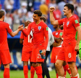 """[VIDEO] """"No había nacido aún"""": Figuras de Inglaterra destacan regreso a semis tras 28 años"""