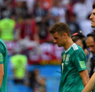 """El insólito """"motivo"""" al que atribuyen la temprana eliminación de Alemania en Rusia 2018"""