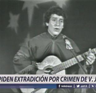 [VIDEO] Piden extradición por crimen de Víctor Jara