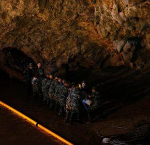 Los obstáculos que deben sortear los 12 niños para salir de la cueva en Tailandia