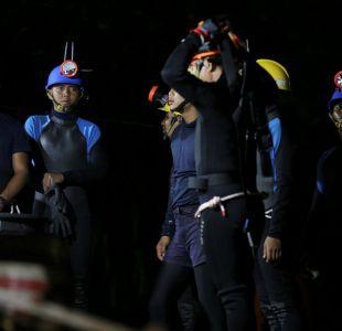 Autoridades no saben cuántos niños podrán ser rescatados en primera operación
