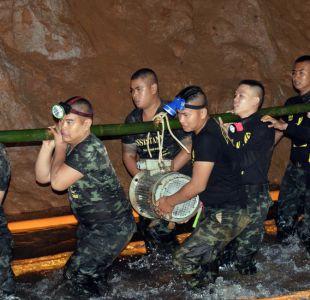 Niños atrapados en Tailandia: así será la extremadamente difícil operación de rescate