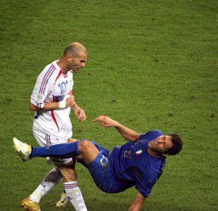 [VIDEO] Zidane se quiebra al recordar su famoso cabezazo en la final del Mundial de Alemania