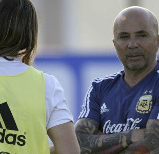 Aumenta la incertidumbre sobre el futuro de Jorge Sampaoli en la Selección de Argentina