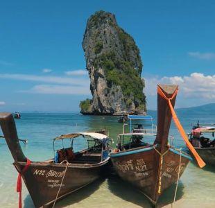 [VIDEO] ¿Cómo es Tailandia, el país de los niños atrapados en una cueva?