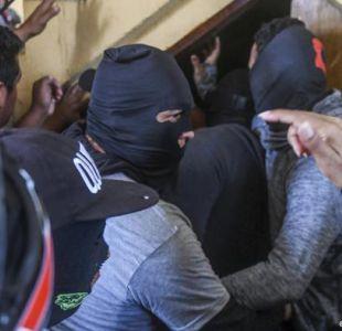 [VIDEO] Nicaragua: parapolicías oficialistas irrumpen en iglesia y atacan a obispos y periodistas