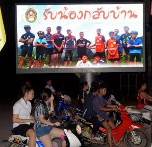 [VIDEO] Primer ministro de Tailandia revela qué tipo de droga le dieron a los niños atrapados