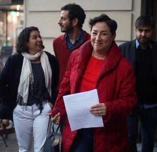 Beatriz Sánchez y solicitud de destitución de Fiscal Nacional: Hoy confiamos menos en la Fiscalía