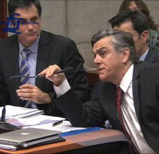 [VIDEO] Caso SQM: La arremetida de Longueira contra el fiscal Pablo Gómez