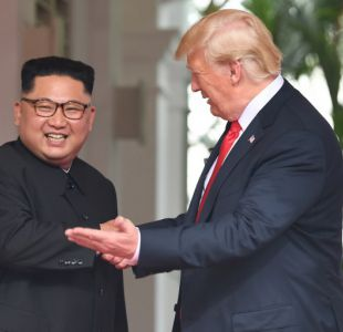 [VIDEO] Kim Jong Un no pudo recibir el curioso regalo de Donald Trump