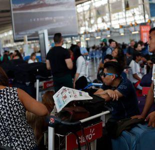Aeropuerto prepara plan de contingencia por vacaciones de invierno