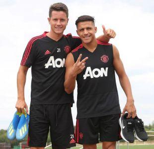 [VIDEO] Así fue el retorno de Alexis a Manchester United para el inicio de la pretemporada