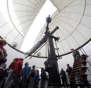 Vacaciones de invierno: Universidad de Chile dictará talleres de astronomía para niños