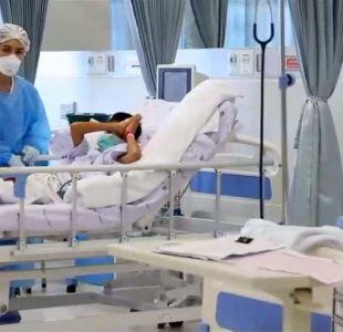 [VIDEO] ¿Cómo están los niños tailandeses?