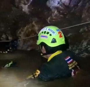 [VIDEO] T13 en Tailandia: Los héroes del rescate a los Jabalíes Salvajes