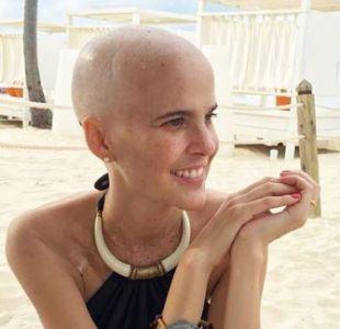 Es un milagro: Javiera Suárez comparte alentador resultado frente a su lucha contra el cáncer