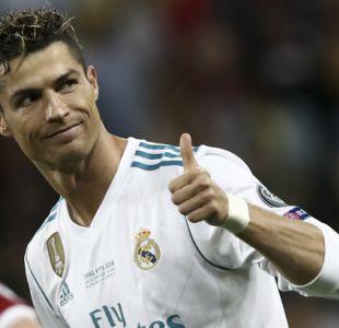 [VIDEO] La primera exigencia de Cristiano Ronaldo en Juventus