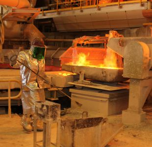 Chile lidera exportaciones de cobre, algunas frutas y salmones